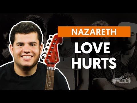 Love Hurts - Nazareth (aula de guitarra)