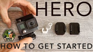 01.GoPro HERO Tutorial: How To Get Started