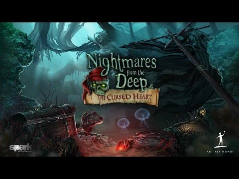 PortoHQ Gameplay #056 - Nightmares from the Deep: The Cursed Heart |