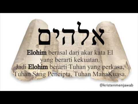 Arti Sebuah Nama - Kristen Menjawab