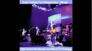 6.- Paul McCartney & Wings - No Words (Hammersmith Odeon 29/12/79)