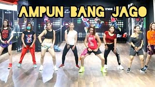 Download lagu GOYANG 'AMPUN BANG JAGO' BY TIAN STORM X  EVER SLKR/ZUMBA, DANCE KREASI