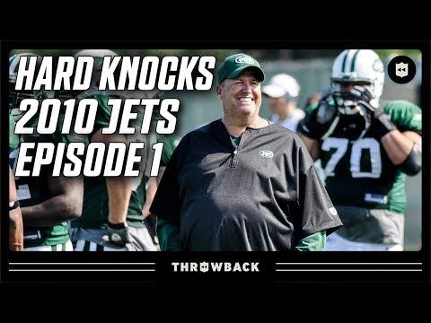 The Start Of Football Season! | 2010 Jets Hard Knocks Episode 1