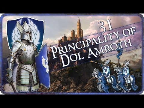 A TOUGH BATTLE - Principality of Dol Amroth - Third Age Total War: Divide and Conquer - Ep.31!