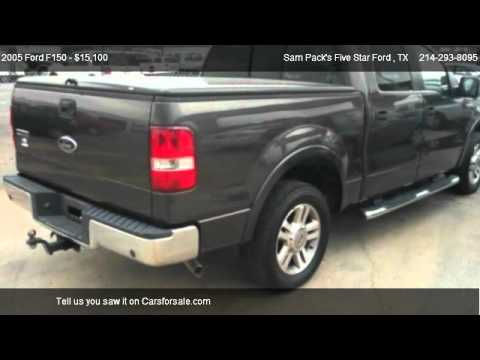 2005 ford f150 for sale in carrollton tx 75006 youtube. Black Bedroom Furniture Sets. Home Design Ideas