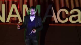 Open is the new black | Eduardo Cisneros | TEDxUNAMAcatlán