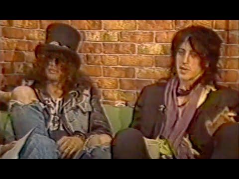 Guns N' Roses – The Power Hour – England 1987