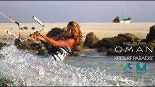 Oman Kitesurf Paradise