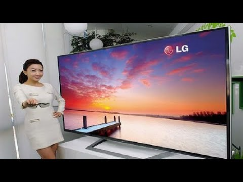 86 Inch Lg smart tv unboxing review and installation Hindi