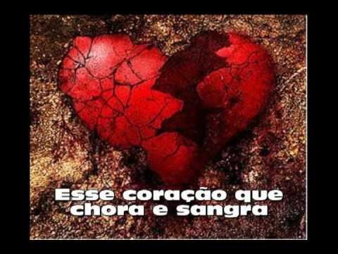 Coração que sangra - Fernanda Brum (playback)