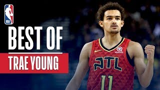 Trae Young's Early Season Highlights | Kia NBA Rookie of the Month #KiaROTM