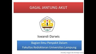10. DUA (Dokter Untuk Anda) : Katup Jantung - dr. Royman Simanjuntak, SpBTKV.