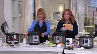 Ships 4/14 Instant Pot 6-qt Duo 7-in-1 Digital Pressure Cooker on QVC