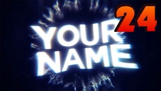 TOP 10 Intro Template #24 Sony Vegas Pro + Free Download