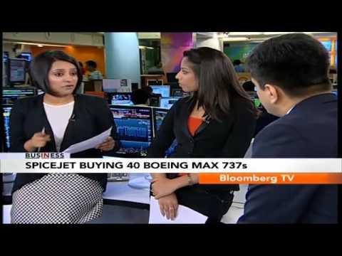 In Business - SpiceJet's $40 Bn Boeing Deal