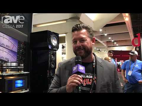 CEDIA 2017: Amplifier Company SAE Talks About Reaching 100 Percent of Potential