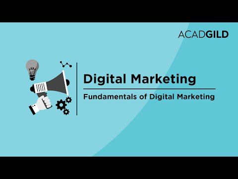 Digital Marketing Tutorial for Beginners | Online Digital Marketing Course | Digital Marketing