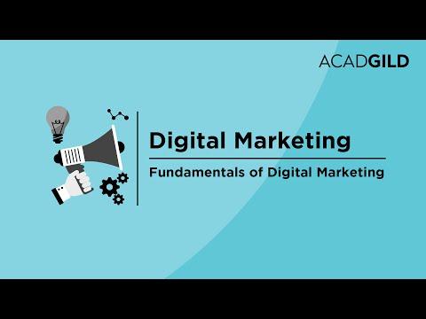 Digital Marketing Tutorial for Beginners | Online Digital Marketing Training | Digital Marketing