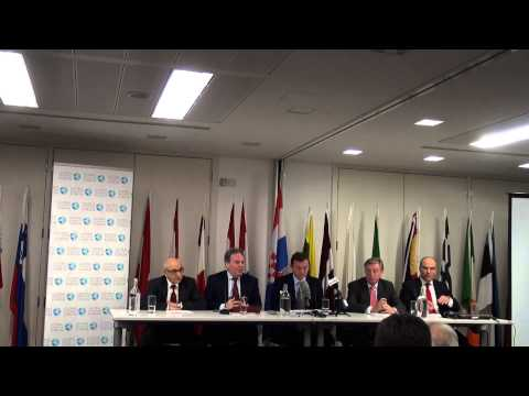 EU- Maghreb Relations Round Table - Global Diplomatic Forum ( Part 1)