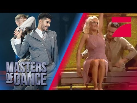 : Rihanna - Dont Stop The  Cover Dance Battle  Masters of Dance  ProSieben