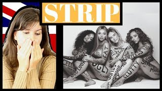 BRITISH PEOPLE REACT TO LITTLE MIX - STRIP