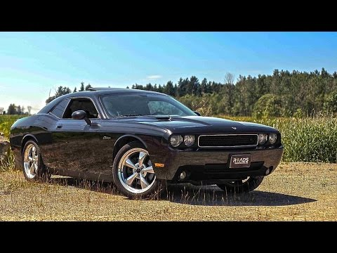 Dodge Challenger R/T Review | First Impressions