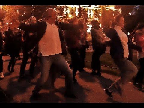 Видео, Танцевальный ФЛЕШМОБ Dance walking.-2 Питер. 18 сентября 2016