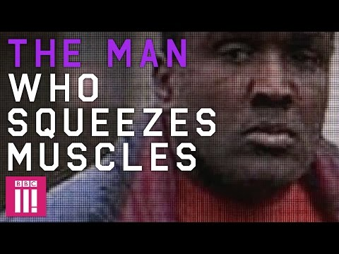 The Man Who Squeezes Muscles: Searching for Purple Aki