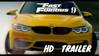 The Fast and Furious 9 - Trailer (2019) / Action Movie / Fan Made HD Trailer