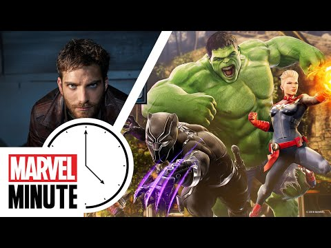 Marvel's Cloak and Dagger! Marvel's Agents of S.H.I.E.L.D.! Marvel Powers United VR! | Marvel Minute