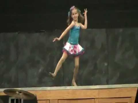 Mount Vernon Presbyterian School Talent Show 2012 Bella Get Your Sparkle On