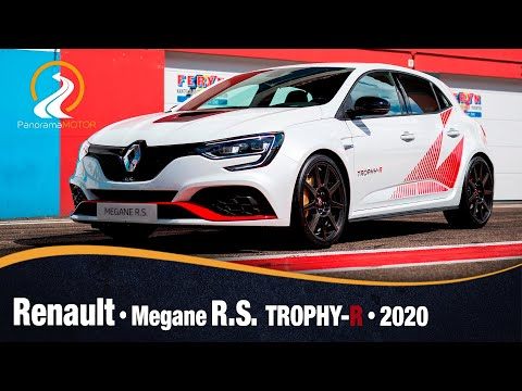 Renault Megane RS Trophy-R 2020 | Información y Review
