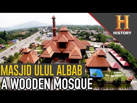 My Mosque  | #7 Terengganu: Malay Archipelago | History