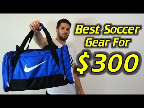 Best Soccer/Football Gear For $300 - What's In My Soccer Bag?