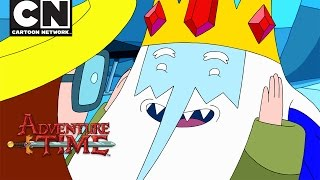 Adventure Time | Pretty Fly Ice Guy | Cartoon Network