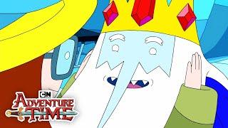 Adventure Time | Pretty Fly Ice Guy | Cartoon Network