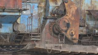 Walking excavator ЭШ 6/45