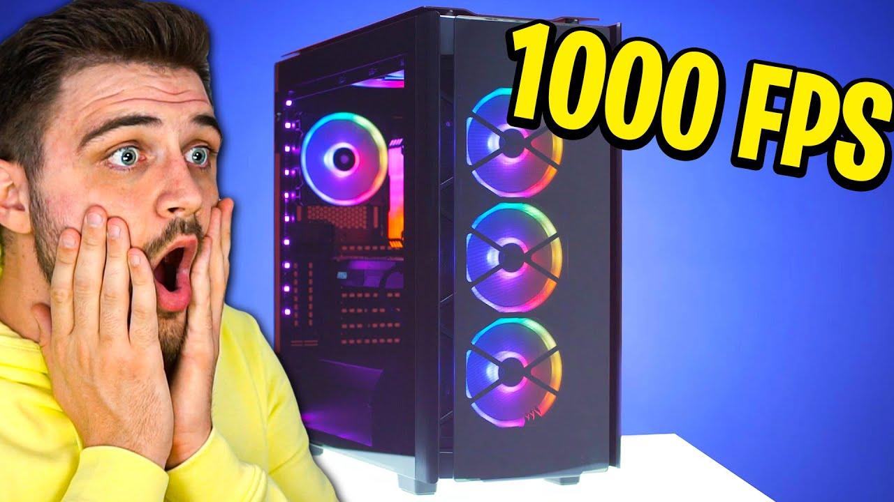 CALCULATORUL MEU cu *1000 FPS* in JOCURI!