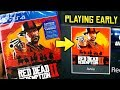 Red Dead Redemption 2 - Getting the Game EARLY! New Leaks & Info We DIDN'T Know
