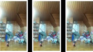 Danse contemporaine, atelier création