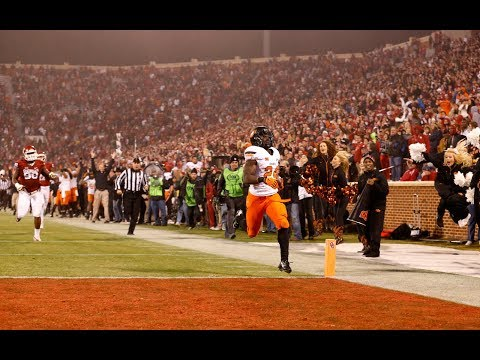 Pure Speed - Tyreek Hill Oklahoma State Highlights