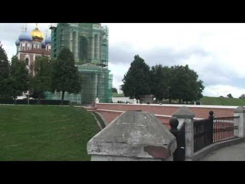 Ryazan Kremlin HD part 1
