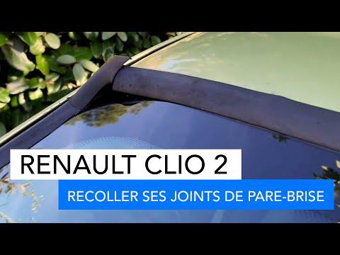 Renault Clio 2 Comment Recoller Ses Joints De Pare Brise