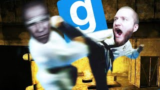 DIABEUU KOPNĄŁ HIDDENA Z PÓŁOBROTU! | Garry's mod (With: EKIPA) #712 - Hidden [#51]
