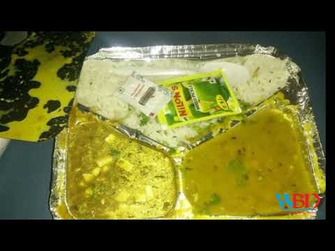 26 passengers fall sick after eating irctc food in tejas express one officer and catering manager