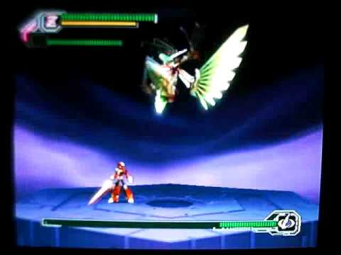 Megaman X8 - Zero & Alia vs. Sigma and Lumine (Hard; No Damage Taken)