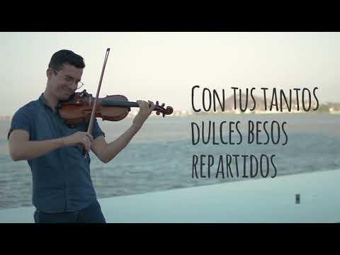 Antologia - Shakira (Lyric Video/violin Cover)
