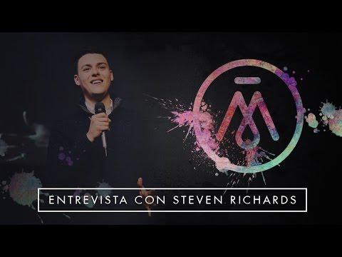 Entrevista con Steven Richards - MOVIMIENTO 2015