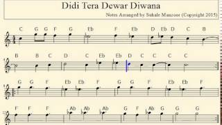 Didi Tera Dewar Diwana (visit vibrasoft.com to download more videos)