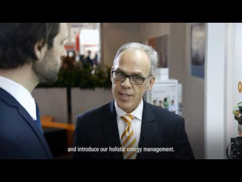 Energy Management - Weidmüller at the Hannover Messe 2016